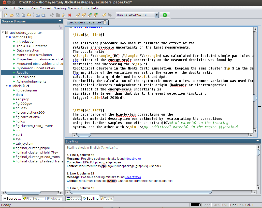 Screenshots < RTextDoc